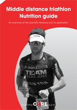 Middle distance triathlon nutrition guide